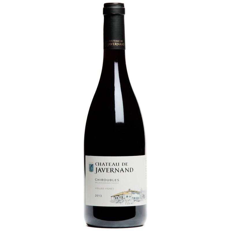 Bouteille Vieilles vignes Chiroubles