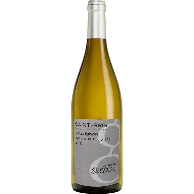 Bouteille Curiosité De Bourgogne - Blanc (2017) Domaine Guéguen