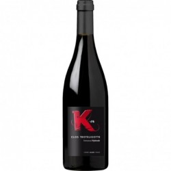 Bouteille K-Or - Rouge (2018) Clos Troteligotte